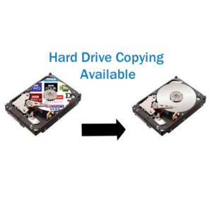 Hard Drive Copying Available
