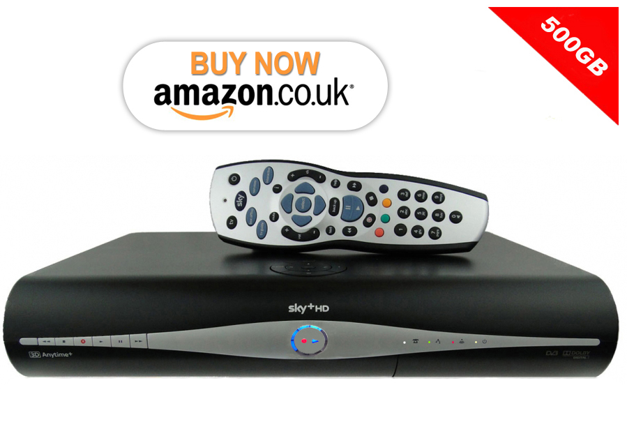 How to fix your sky hd box if it stuck on yellow amber or - Can you get sky box office on sky go ...