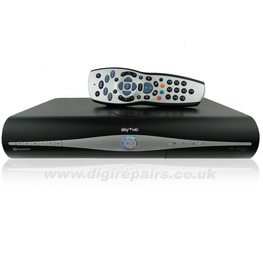 Sky Hd Box Plus Remotes Q Freesat Freeview Telephone Wiring Wide Range Of Boxes